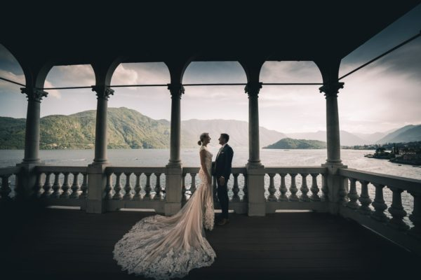 Villa Melzi - Lake Como Wedding photographer - Cristiano Ostinelli - wedding villa marie
