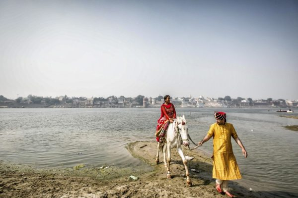 Wedding Varanasi - india - cristiano ostinelli - photo 17