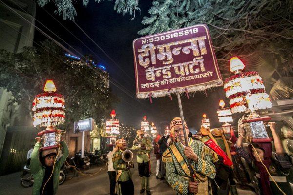 Wedding Varanasi - india - cristiano ostinelli - photo 69