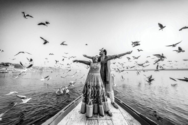 Wedding Varanasi - india - cristiano ostinelli - photo 87