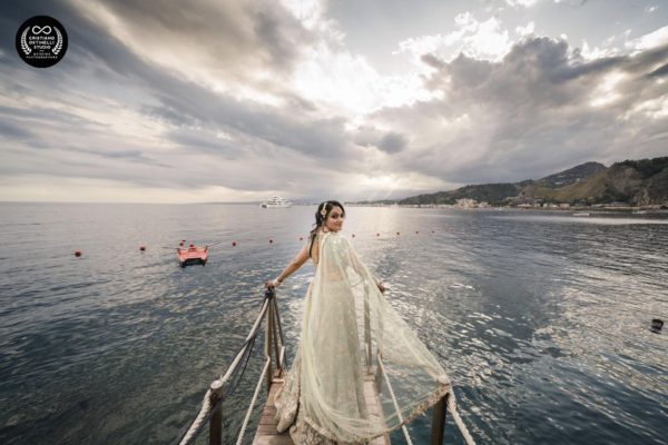 another wedding in taormina - the spouses