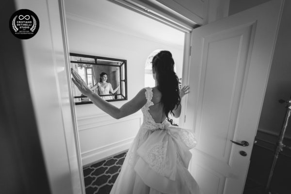 villa d este weddings details