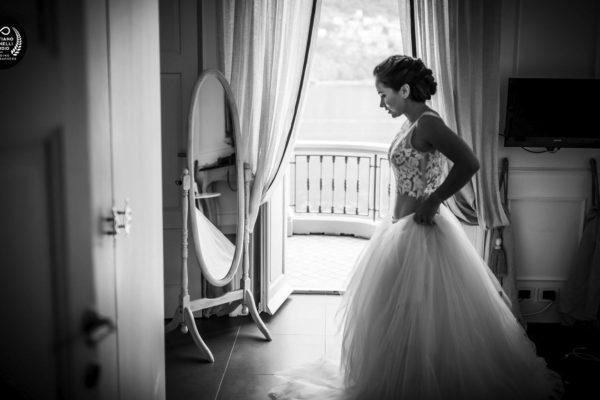 villa melzi wedding - cristiano ostinelli - bride shoot