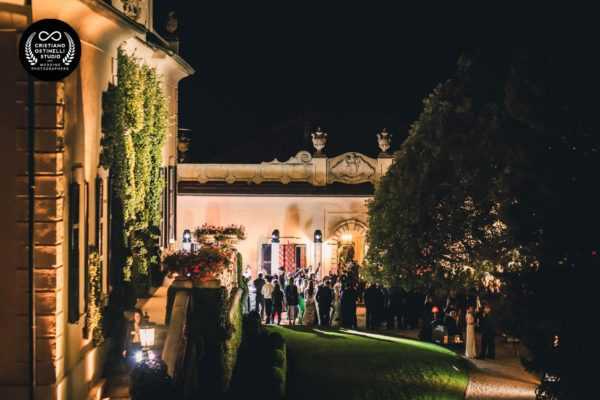 wedding party villa balbianello como