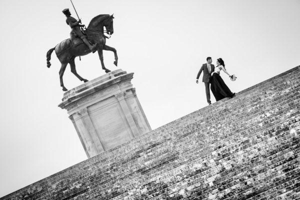 Chateau Chantilly -Wedding in Paris - Cristiano Ostinelli wedding photographer - 11