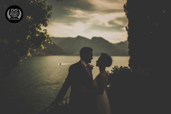 Elopement wedding on Lake Como - Cristiano Ostinelli - wedding photographer - 08