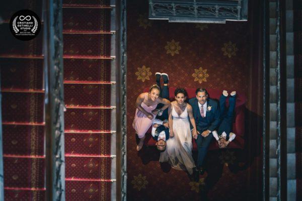 Elopement wedding on Lake Como - Cristiano Ostinelli - wedding photographer - 10