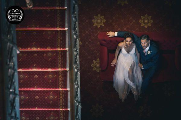 Elopement wedding on Lake Como - Cristiano Ostinelli - wedding photographer - 11