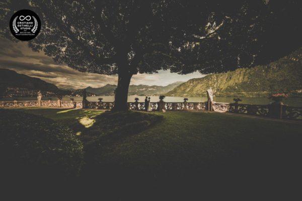 Elopement wedding on Lake Como - Cristiano Ostinelli - wedding photographer - 20