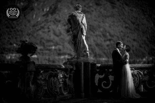 Elopement wedding on Lake Como - Cristiano Ostinelli - wedding photographer - 37