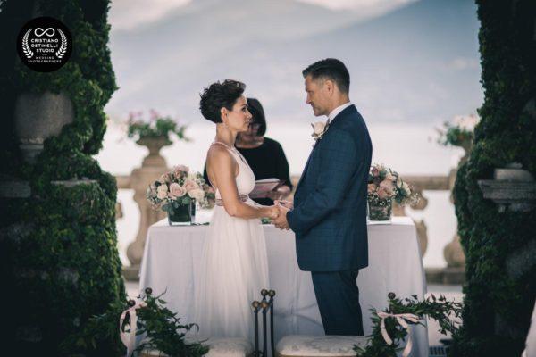 Elopement wedding on Lake Como - Cristiano Ostinelli - wedding photographer - 43