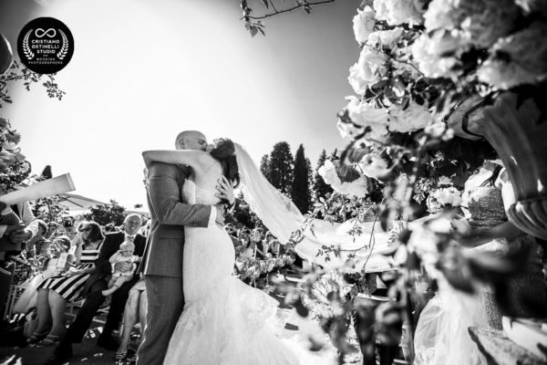 Wedding at Castello di Vincigliata - Tuscany - Cristiano Ostinelli wedding photographer - 18
