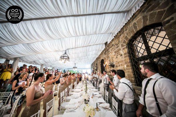 Wedding at Castello di Vincigliata - Tuscany - Cristiano Ostinelli wedding photographer - 26