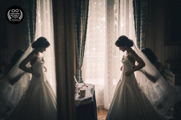 Wedding at villa erba - Lake Como Wedding photographer - Cristiano Ostinelli - 15