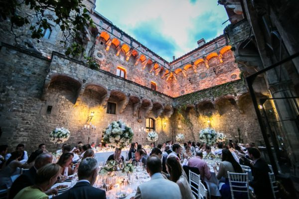 castello di vincigliata - wedding in florence -Cristiano Ostinelli wedding photographer - 07