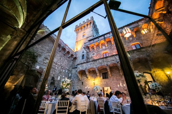 castello di vincigliata - wedding in florence -Cristiano Ostinelli wedding photographer - 17