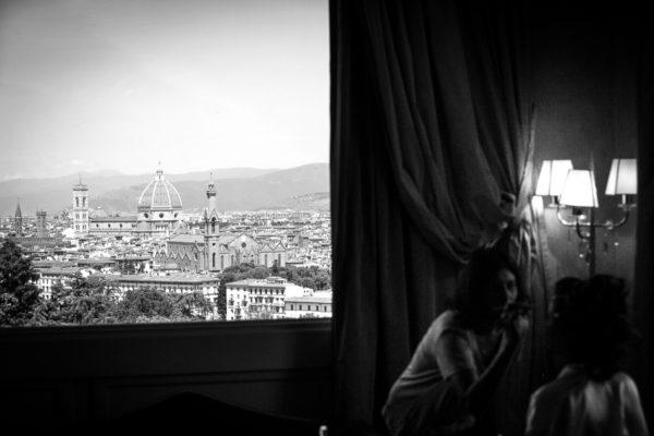 castello di vincigliata - wedding in florence -Cristiano Ostinelli wedding photographer - 45