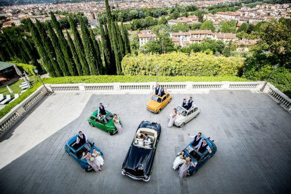 castello di vincigliata - wedding in florence -Cristiano Ostinelli wedding photographer - 75