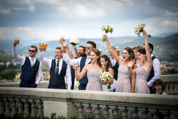 castello di vincigliata - wedding in florence -Cristiano Ostinelli wedding photographer - 91